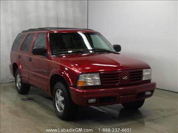 2000 Oldsmobile Bravada for sale in Bay City, MI