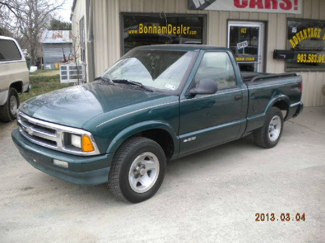 Used 1997 Chevrolet S10 For Sale