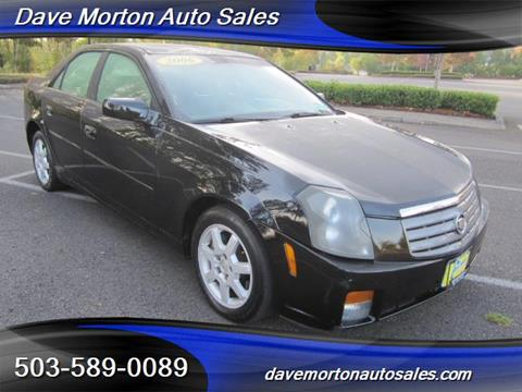 2005 Cadillac CTS for sale in Salem, OR