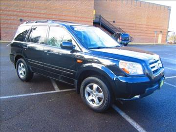 Used Honda Pilot For Sale Oregon Carsforsale Com