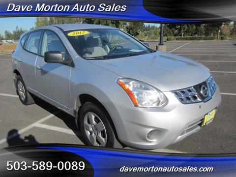 2012 Nissan Rogue for sale in Salem, OR
