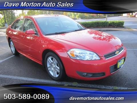 2009 Chevrolet Impala for sale in Salem, OR
