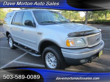 2002 Ford Expedition for sale in Salem, OR