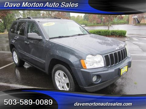 2007 Jeep Grand Cherokee for sale in Salem, OR
