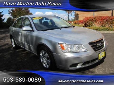 2009 Hyundai Sonata for sale in Salem, OR