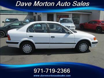 1995 Toyota Tercel for sale in Salem, OR