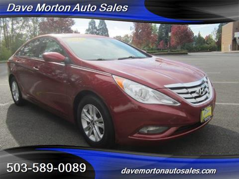 2013 Hyundai Sonata for sale in Salem, OR