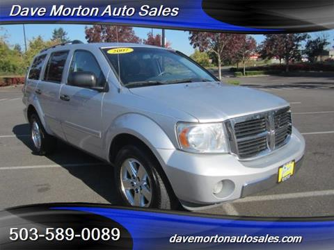 2007 Dodge Durango for sale in Salem, OR