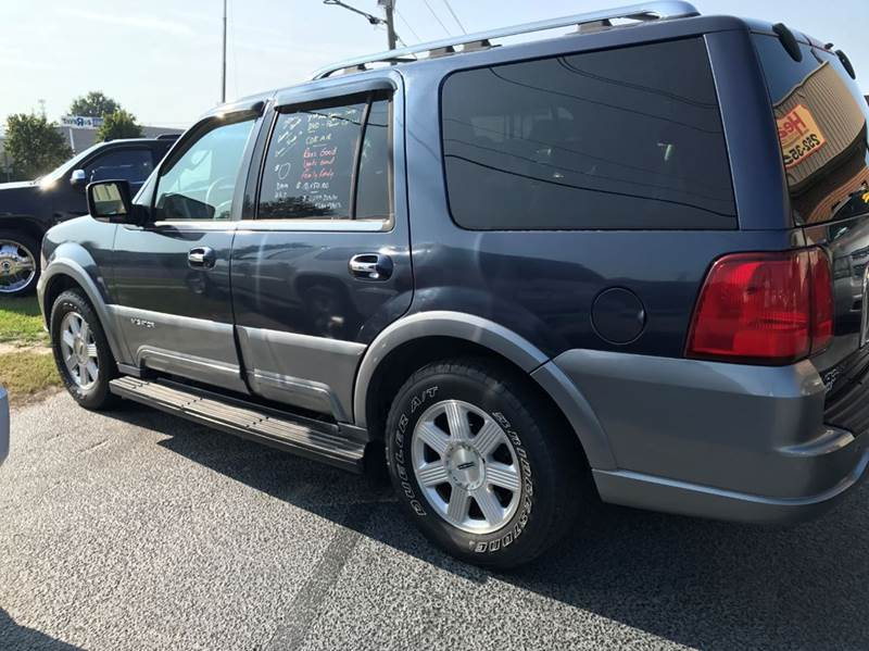 2003 lincoln navigator luxury 4dr suv in greenville nc for Heath motors greenville nc