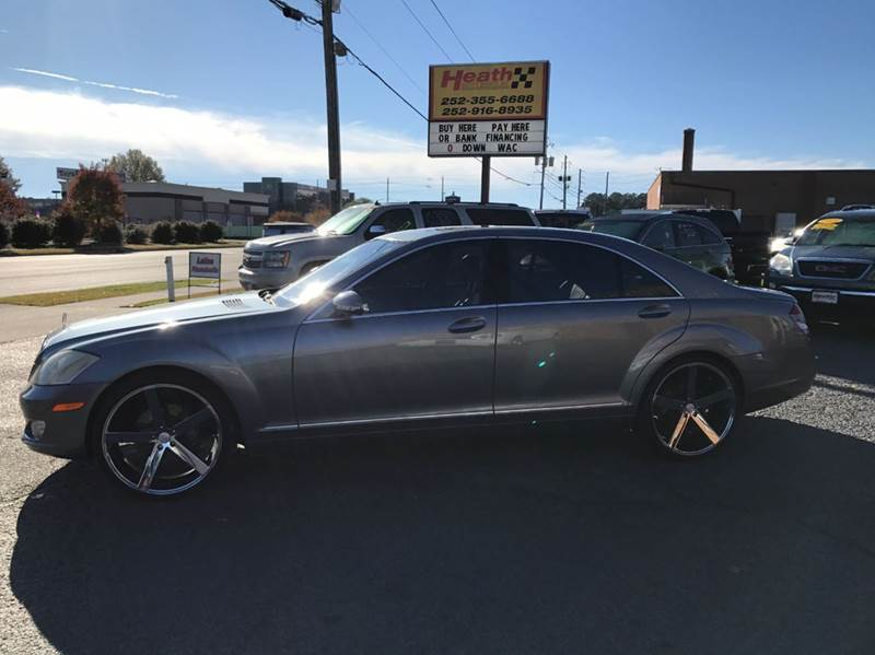 mercedes benz for sale in greenville nc