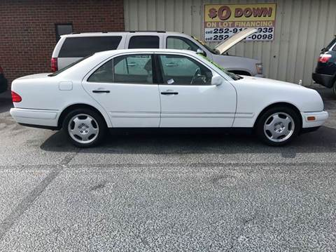 1998 Mercedes-Benz E-Class for sale in Greenville, NC