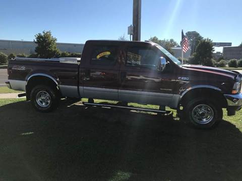 2004 Ford F-250 Super Duty for sale in Greenville, NC