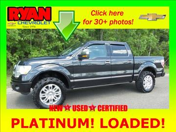 2010 Ford F-150 for sale in Hattiesburg, MS