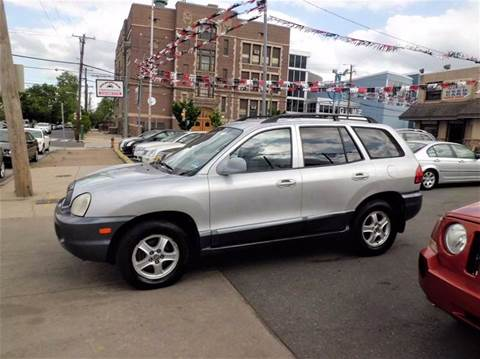 2003 Hyundai Santa Fe for sale in Philadelphia, PA