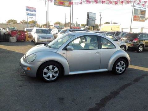 2001 Volkswagen New Beetle for sale in Philadelphia, PA