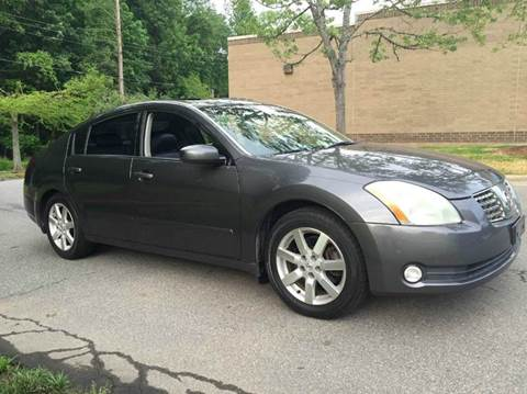 2004 nissan maxima for sale north carolina. Black Bedroom Furniture Sets. Home Design Ideas