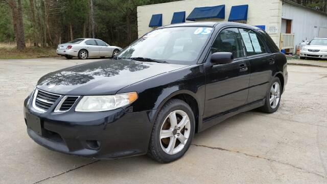 2005 saab 9 2x linear 4dr sport wagon in durham nc j r. Black Bedroom Furniture Sets. Home Design Ideas
