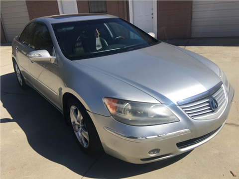 2005 Acura RL for sale in Buford, GA