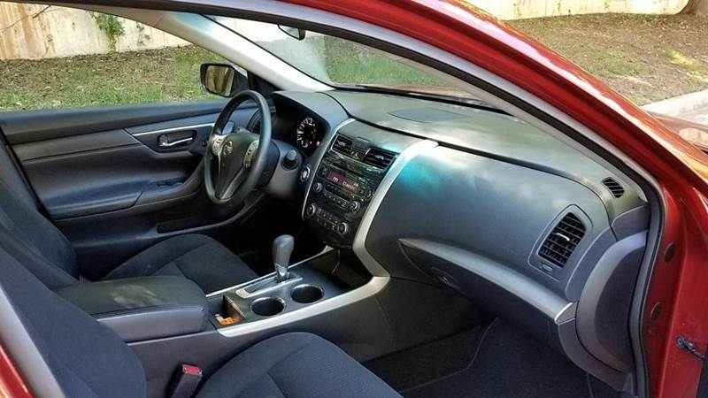 2015 Nissan Altima 2.5 S 4dr Sedan - Raleigh NC