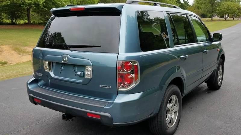 2007 Honda Pilot EX-L 4dr SUV 4WD w/Navi - Raleigh NC