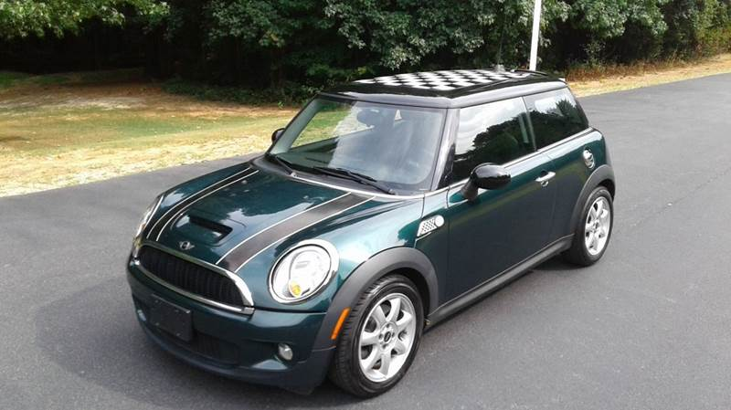 2010 MINI Cooper S 2dr Hatchback - Raleigh NC