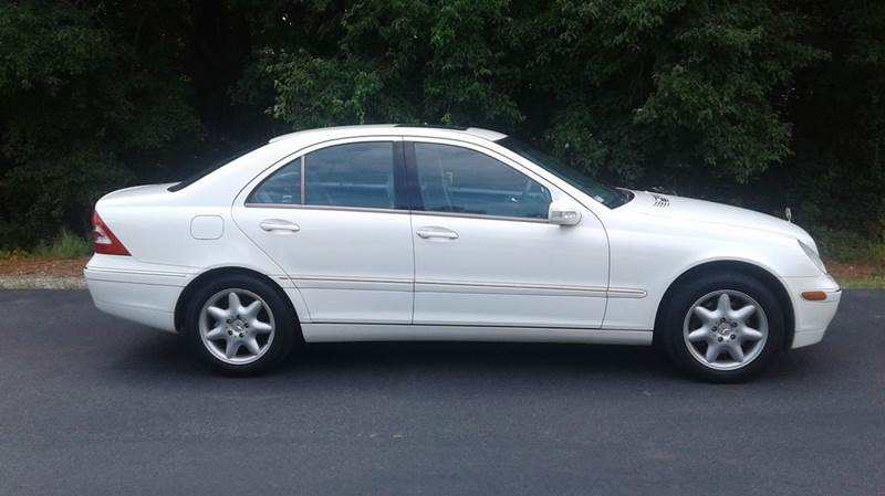 2002 Mercedes-Benz C-Class C 320 4dr Sedan - Raleigh NC