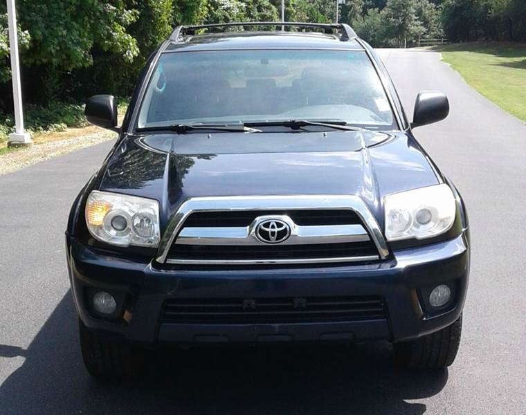 2008 Toyota 4Runner 4x4 Sport Edition 4dr SUV (4.0L V6) - Raleigh NC