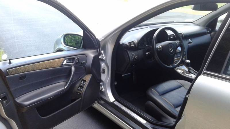 2007 Mercedes-Benz C-Class C 230 Sport 4dr Sedan - Raleigh NC