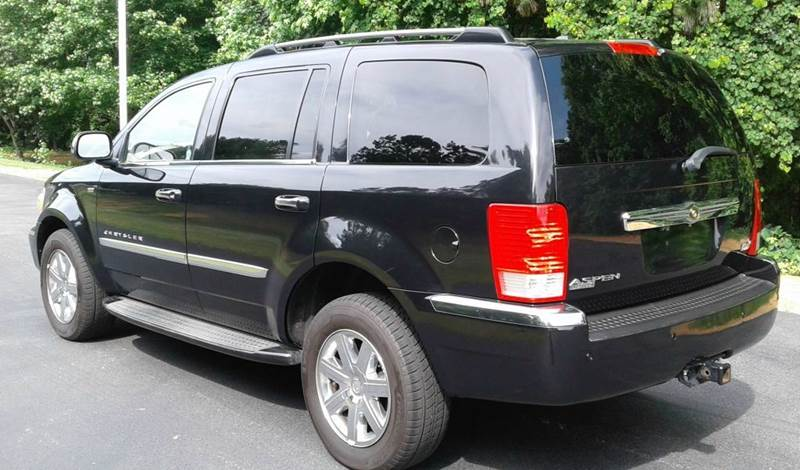 2008 Chrysler Aspen Limited 4x4 4dr SUV - Raleigh NC