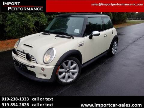 2004 MINI Cooper for sale in Raleigh, NC