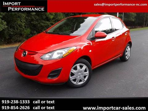 2014 Mazda MAZDA2 for sale in Raleigh, NC