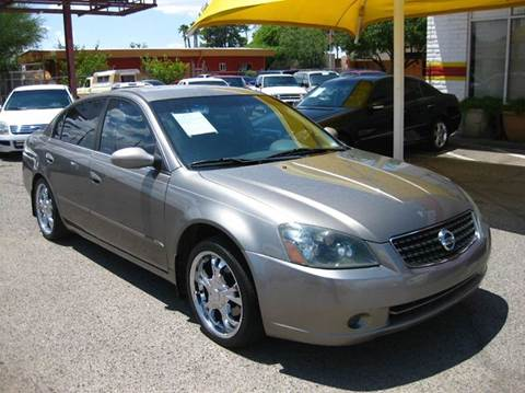 2006 Nissan Altima for sale in Tucson, AZ