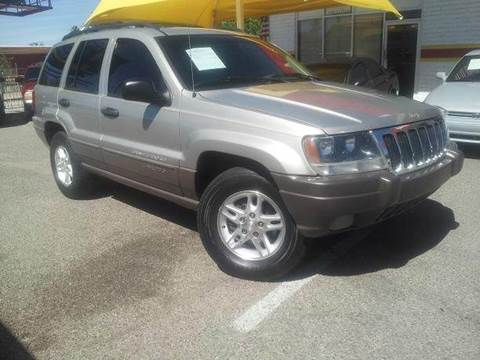 2003 Jeep Grand Cherokee for sale in Tucson, AZ
