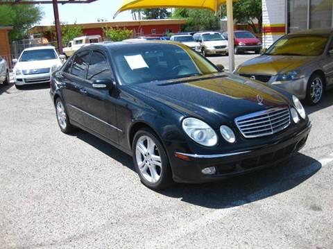 2004 Mercedes-Benz E-Class for sale in Tucson AZ