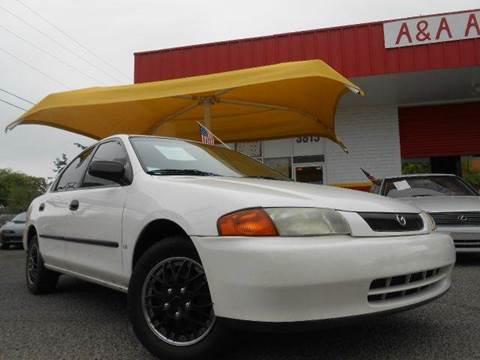 1998 Mazda Protege for sale in Tucson, AZ