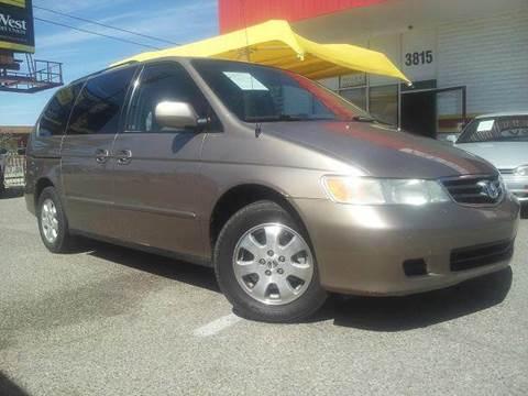 2004 Honda Odyssey for sale in Tucson, AZ