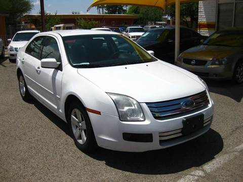 2007 Ford Fusion for sale in Tucson, AZ