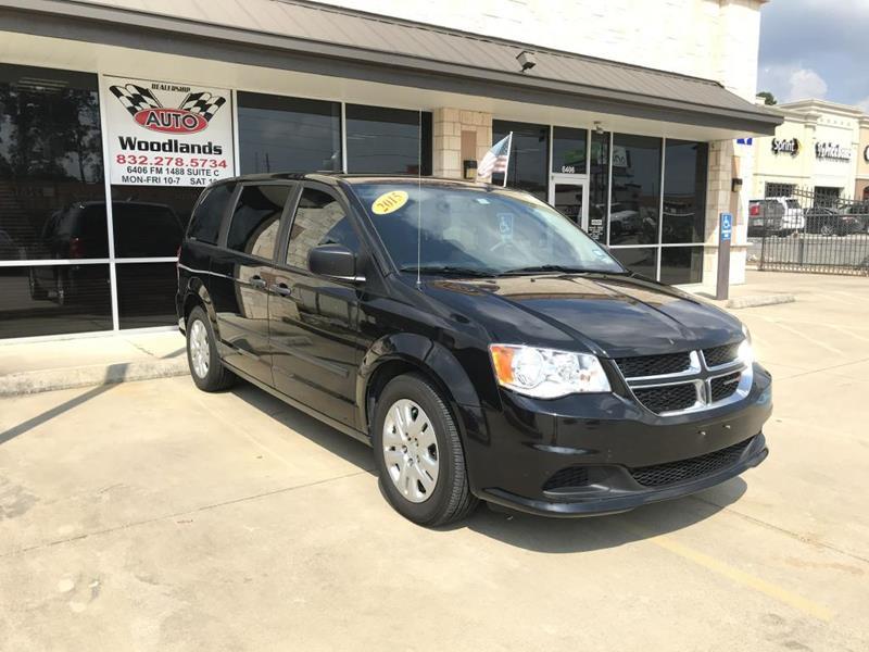 2015 Dodge Grand Caravan For Sale Carsforsale Com