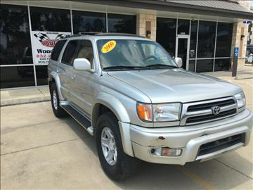 2000 Toyota 4Runner for sale in Magnolia, TX