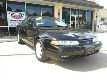 2001 Oldsmobile Alero for sale in Magnolia, TX