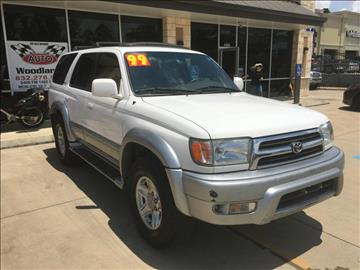1999 Toyota 4Runner for sale in Magnolia, TX