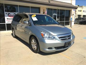 2007 Honda Odyssey for sale in Magnolia, TX