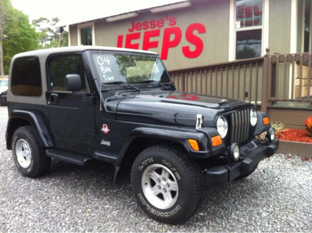 La Motors Auto Sales Las Vegas >> Used 2004 Jeep Wrangler Unlimited for sale - Carsforsale.com