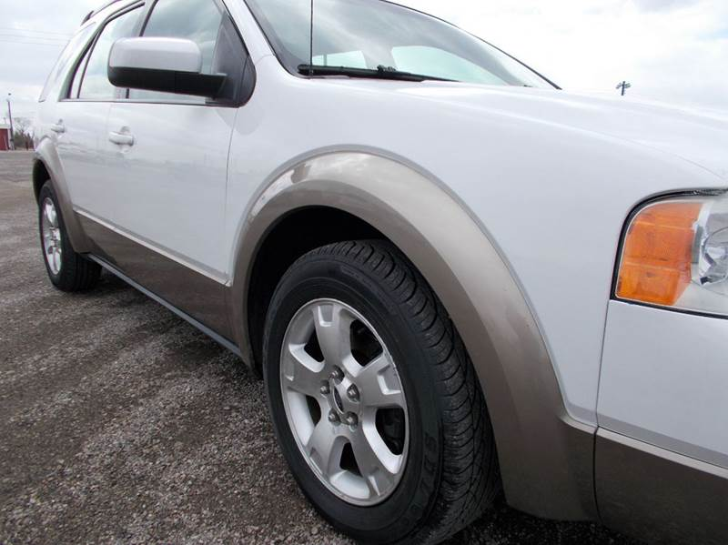 2006 Ford Freestyle Sel 4dr Wagon In Delta Oh South Rhsouthdeltacars: Ford Freestyle Spare Tire Location At Elf-jo.com