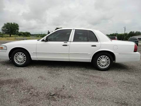 2006 Mercury Grand Marquis for sale in Delta, OH