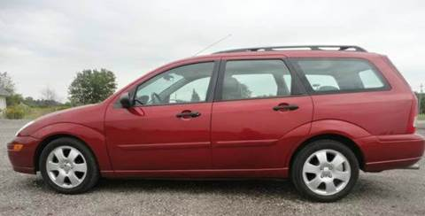 2002 Ford Focus for sale in Delta, OH