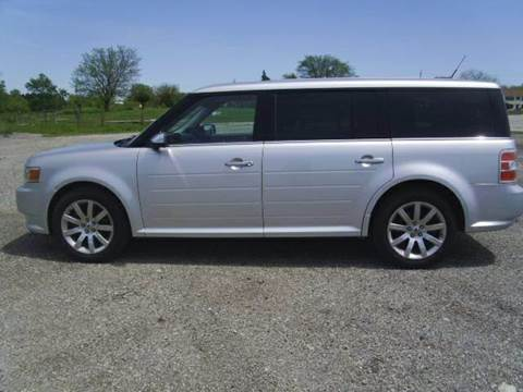 2010 Ford Flex for sale in Delta, OH