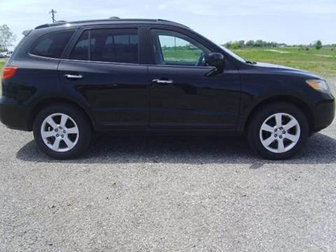 2007 Hyundai Santa Fe for sale in Delta, OH
