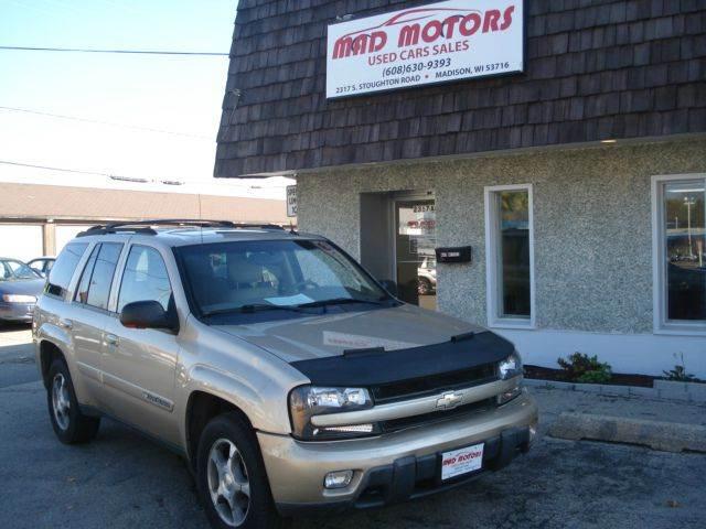 Chevrolet Trailblazer For Sale In Minot Nd
