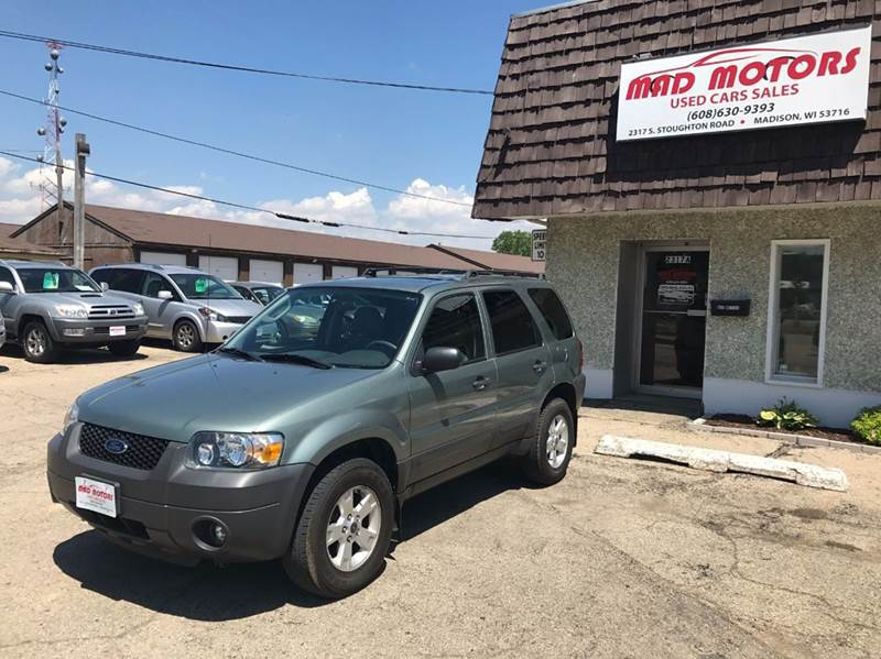 2006 Ford Escape XLT 4dr SUV w/2.3L - Madison WI